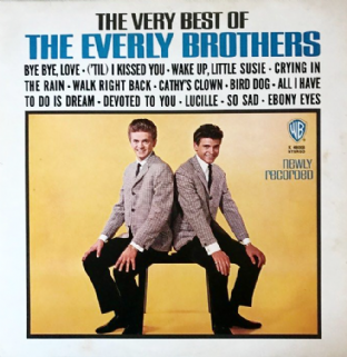 Everly Brothers ‎(The) - The Very Best Of The Everly Brothers (LP) (VG-/G++)